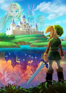 Hyrule and Lorule
