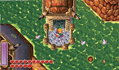 A Link Between Worlds tips and tricks - Fairy Fountains