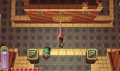 A Link Between Worlds tips and tricks - Mini games - Zelda's