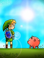 Legend of Zelda fan art