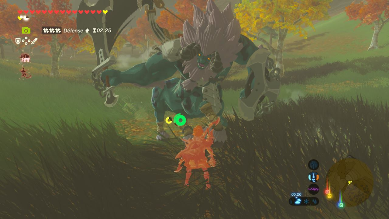 how to find silver maned lynels