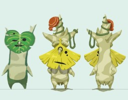 Koroks are back in Breath of the Wild