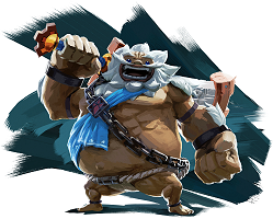 Goron Breath of the Wild