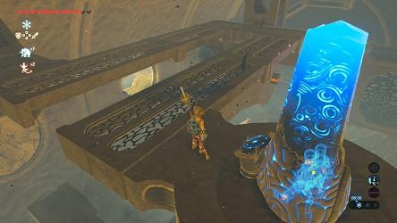 Breath Of The Wild Walkthrough Vah Naboris Divine Beast Of Thunder Zelda S Palace