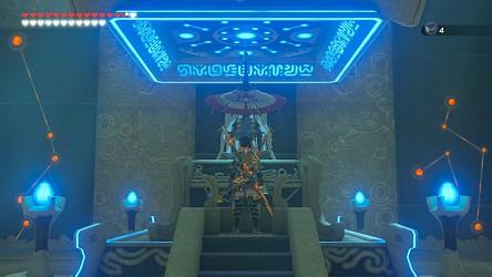 Breath Of The Wild Walkthrough Hyrule Castle Zelda S Palace