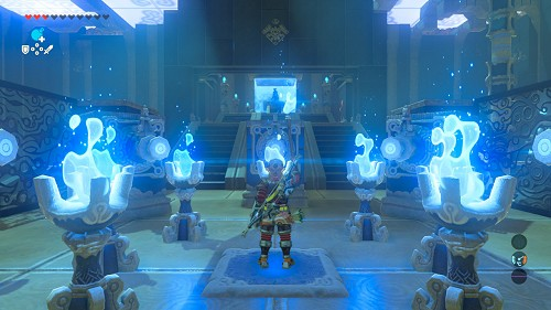 Shrine Shora Hah Breath of the Wild