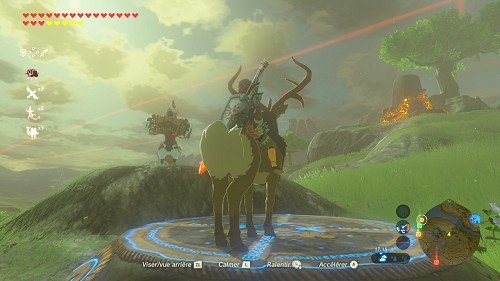 shrine quest The Crowned Beast in Breath of the Wild
