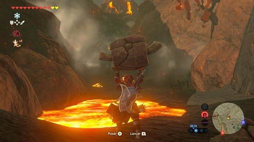 shrine quest A Brother's Roast in Breath of the Wild