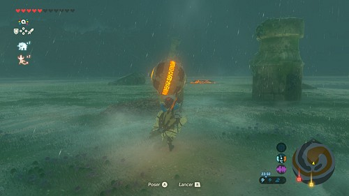 shrine quest The Spring of Power in Breath of the Wild