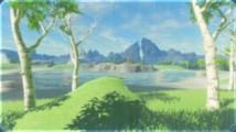 Memories in Breath of the Wild