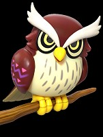 The owl from Link's Awakening