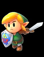 Link from Link's Awakening