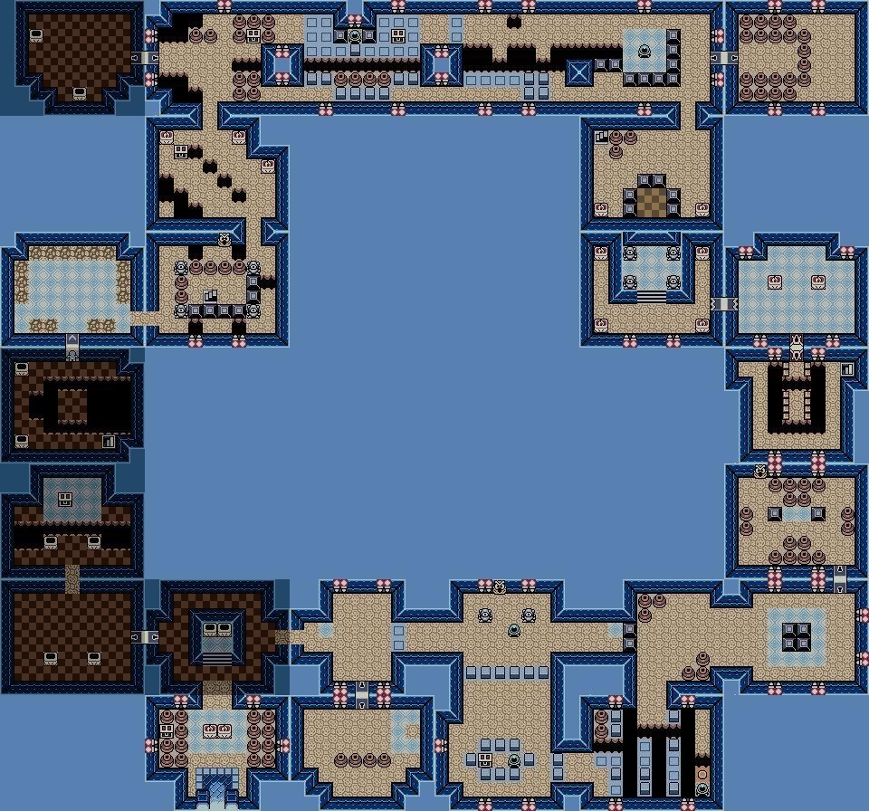 Link S Awakening Maps Zelda S Palace