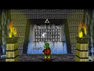 Ocarina of Time walkthrough - Kakariko Village, Death