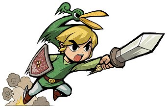 Link The Minish Cap