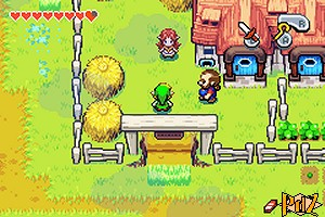 Lon Lon Farm The Minish Cap