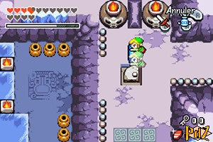 Temple of Droplets The Minish Cap