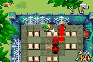Deepwood Shrine The Minish Cap