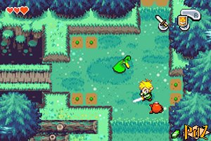 Minish Woods The Minish Cap