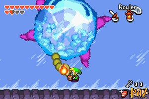 Giant Octorock  The Minish Cap
