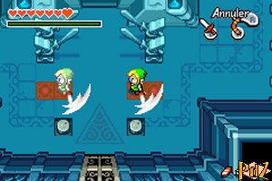 Sanctuary The Minish Cap