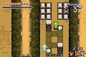 Fortress of Winds The Minish Cap