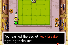 Roll Attack The Minish Cap