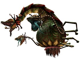 Twilit Parasite: Diababa Twilight Princess