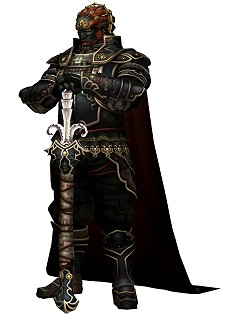 Dark Lord: Ganondorf Twilight Princess