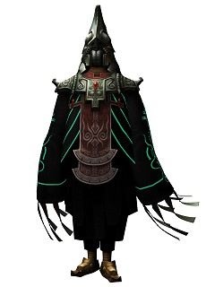 Usurper King: Zant Twilight Princess