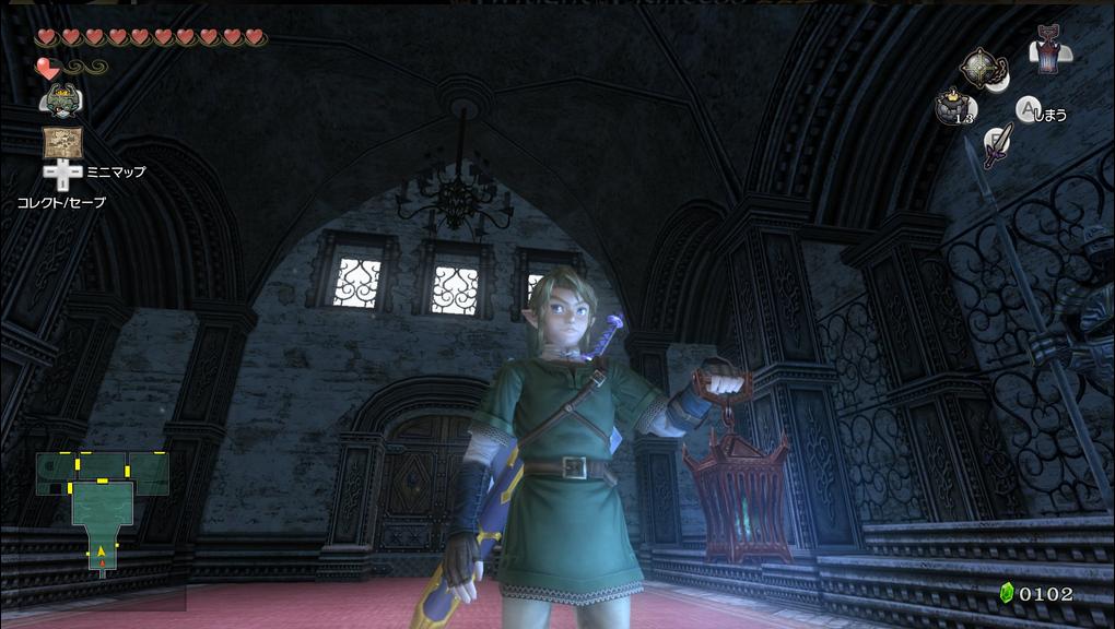 Breath Of Wild Walkthrough >> Twilight Princess HD screenshots - Zelda's Palace