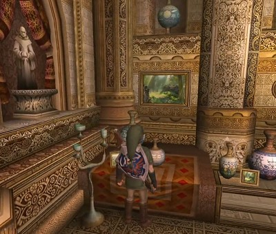 Twilight Princess tips and tricks - Differences between the