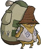 Goron Traveling Merchant The Wind Waker