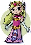 Princess Zelda The Wind Waker
