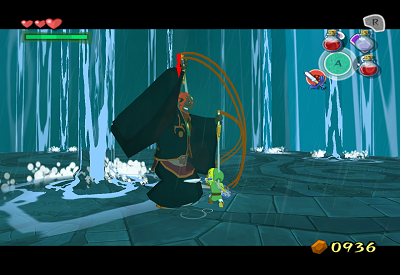 The Wind Waker Walkthrough Puppet Ganon And The Last Stand
